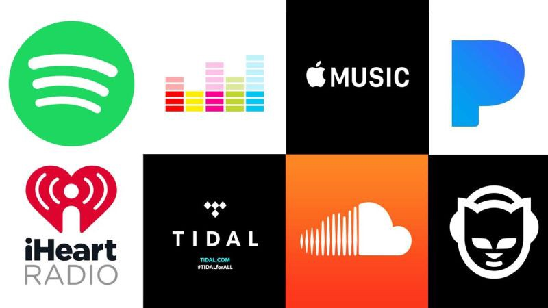 Top 13 music streaming platforms on which you should upload your song | by  Apurva Rani | GiGlue | Medium
